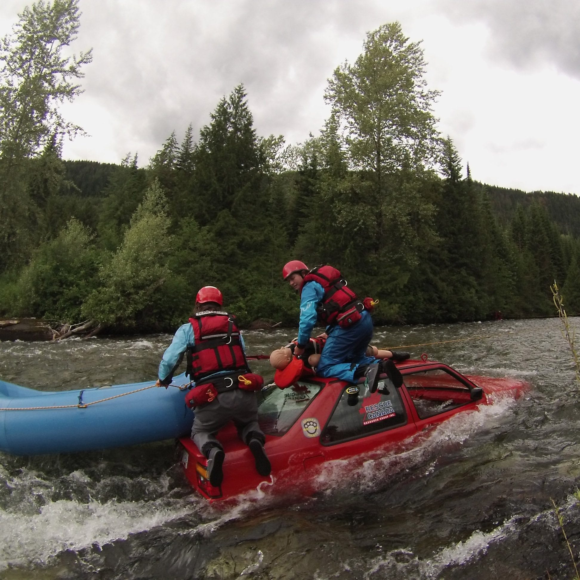 Swiftwater Training Rescue Course | Search and Rescue Training Course | First Responder Training