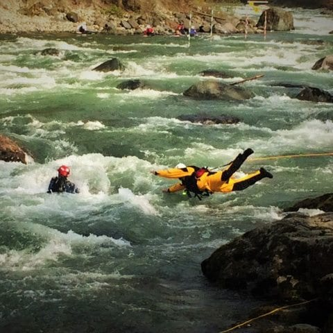 Swiftwater Rescue Training Course | First Responder Training