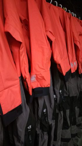 Dry Suit Rentals and Repair