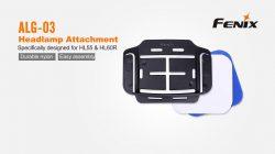 Fenix ALG-03 Helmet Attachment